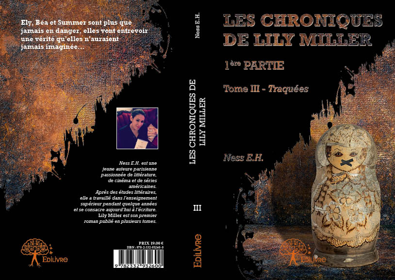 lily miller tome 1